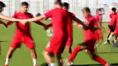 dolar - Sivasspor, Trabzon maçına hazırlanıyor