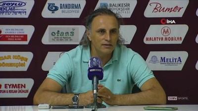 bulduk - Bandırmaspor Teknik Direktörü Gürsel: 'Kazanmasını bildik' Videosu