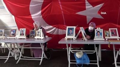 """oturma eylemi -  Evlat nöbetindeki babadan HDP'ye çağrı: """"Kandil partisisin, Kürdü hiçbir zaman savunmadın"""""""