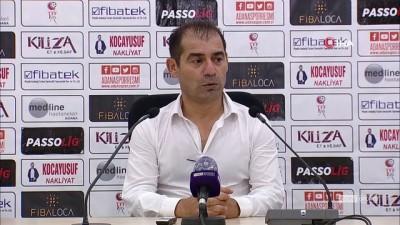 """forma - Metin Diyadin: """"Maçın hakkı beraberlikti"""""""