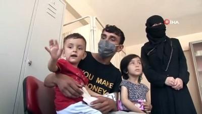 sinir disi -  Taliban'dan kaçan Afgan göçmenler arkalarında acı hikayeler bıraktı