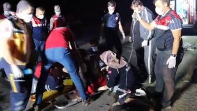 ipekyolu -  13 düzensiz göçmenin hayatını kaybettiği olayla ilgili 1 kişi tutuklandı