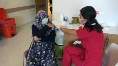asilama -  Edirne, Kırklareli ve Tekirdağ'da 2 milyon 595 bin 552 aşı vuruldu