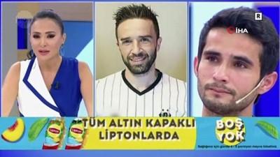 Milli futbolcu Gökhan Gönül kardeşini kabul etti
