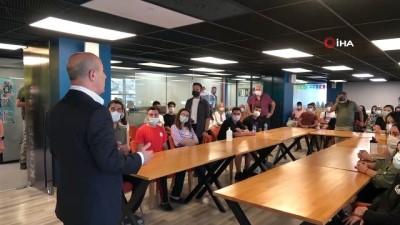 Türkiye Belediyeler Birliği Kongresi'ne ve Ankara Buluşması'na gidecek 60 öğrenci Mardin'den uğurlandı