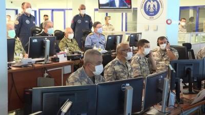 general -  Bakan Akar, 28 terör hedefinin hava harekatı ile imha edildiği operasyonu sevk ve idare etti