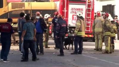 cokme -  Çöken mağazanın enkazının altında kalmaktan son anda kurtulan işçi konuştu