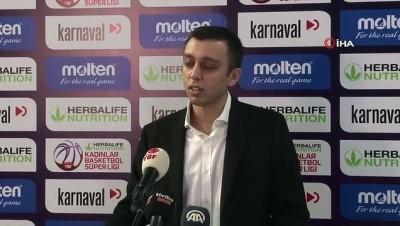 """Vedat Kalkan: """"En iyi yerde ligi bitirmek istiyoruz"""""""