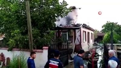 yangin panigi -  Bursa'da yangın paniği