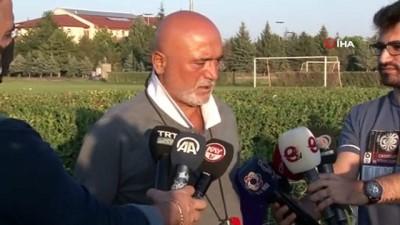 futbol - Kayserispor'da Başakşehir mesaisi sürüyor