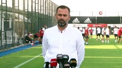 futbol - Kerem Tekin Ülkü: 'N'Sakala'nın sağlık durumu iyi'
