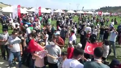 orman yanginlari -  Kutlu zafer etkinliğinde Sultanbekov rüzgarı