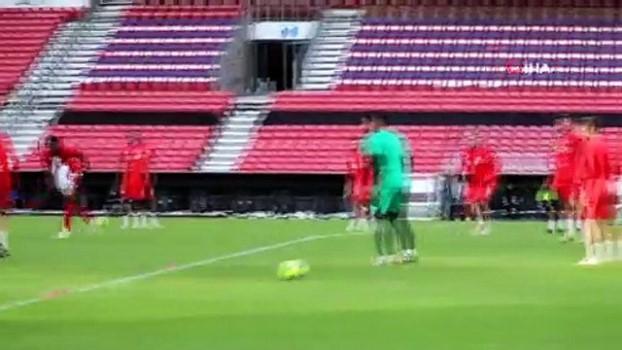dolar - Sivasspor, Kopenhag maçına hazır