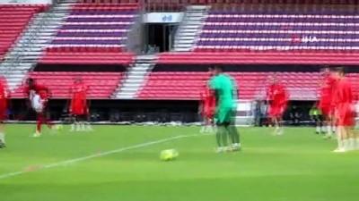 futbol - Sivasspor, Kopenhag maçına hazır