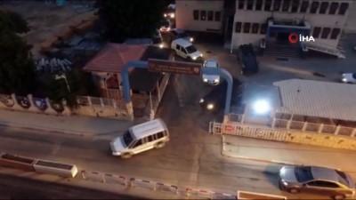 safak operasyonu -  Torbacılara şafak operasyonu: 7 gözaltı