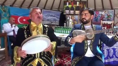 savas -  Türki cumhuriyetlerinden Malazgirt Zaferi kutlamalarına yoğun ilgi