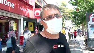 """sahit -  Türkiye'nin tek """"kırmızı"""" ilinde aşı olanlar aşısızlara tepkili"""