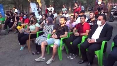 """Aksaray Valisi Aydoğdu: 'Biz gençleri anlamazsak bizim bir geleceğimiz olmayacak"""""""