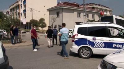 cevik kuvvet -  Arnavutköy'de korsan taksicilerin silahlı kavgası: 4 yaralı