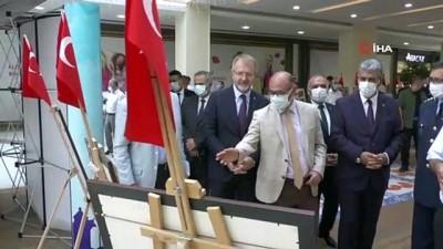 kahramanlik -  'Büyük Zafer'in 99. yıldönümü etkinlikleri Kütahya'da da başladı Videosu