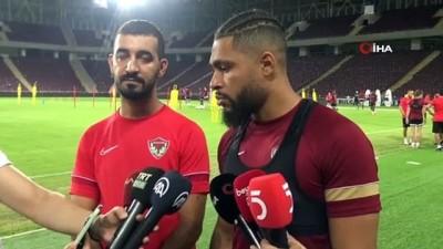 Hatayspor, tam kadro Alanyaspor maçına hazırlanıyor