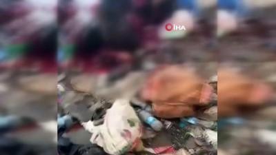 teror saldirisi -  - Kabil'deki çifte bombalı saldırıda bilanço netleşiyor: 13 ölü, 60 yaralı Videosu