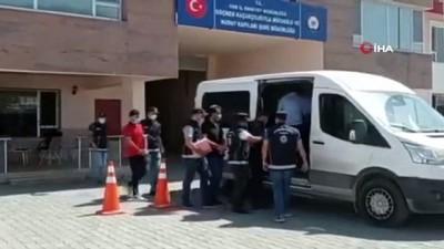 ipekyolu -  Kaçak göçmen saklayan 2 otel sahibi ve 1 Afgan organizatör tutuklandı