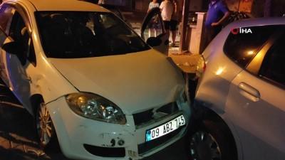 motosiklet surucusu -  Kuşadası'nda trafik kazası: 1 ağır yaralı