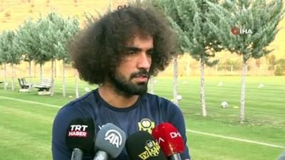 futbol - Sadık Çiftpınar: 'Menajerime 'Başka takımla görüşme' dedim'