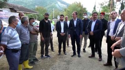 Yeniden Refah Partisi Genel Başkanı Erbakan: 'Sinop'ta büyük bir dram, çok büyük bir acı yaşanmış'