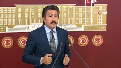 """AK Parti Grup Başkanvekili Cahit Özkan: - """" 2020 Şubat ayında 107.7 milyar dolar, 2021 Ağustos ayı itibariyle 109 milyar dolar döviz rezervi vardır'"""