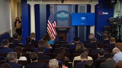 teror saldirisi -  - Beyaz Saray: 'Düşmanlarla çalışmak zorunda olduğumuz dünyadaki tek yer burası değil' Videosu