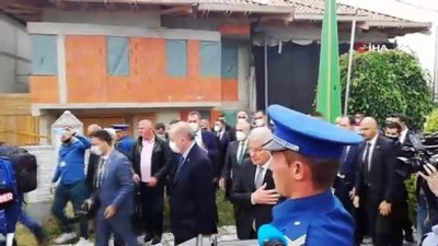 iletisim -  - Cumhurbaşkanı Erdoğan, Aliya İzzetbegoviç'in kabrini ziyaret etti Videosu