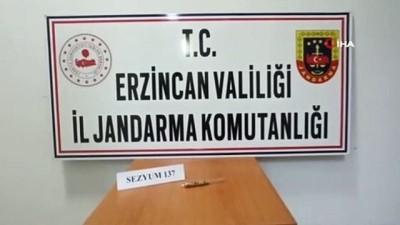 operasyon -  Erzincan'da radyoaktif madde Sezyum-137 ele geçirildi