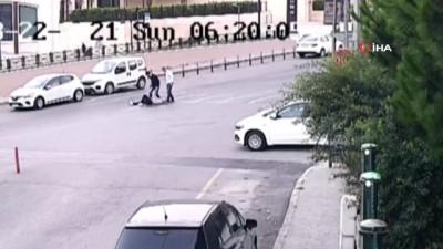 kacis -  Polisle hırsızların nefes kesen kovalamacası kamerada