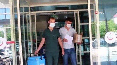asi -  Sağlık ekibi kapı kapı dolaşıp aşı yaptı