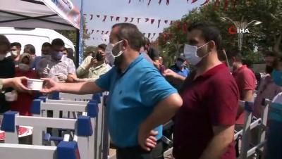 savas -  Sultangazi'de Aşure Günü etkinliği düzenlendi
