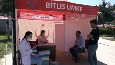 yan etki -  Tatvan'da aşı çalışmaları devam ediyor