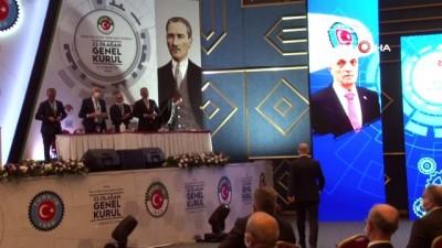 """bulduk -  Türk-İş Başkanı Atalay: """"15 milyon örgütsüz insan var"""" Videosu"""