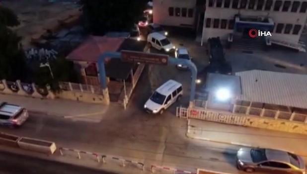 safak operasyonu -  Uyuşturucu operasyonunda gözaltına alınan 7 torbacı tutuklandı