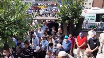 bassagligi -  Yangında hayatını kaybeden 42 yaşındaki adam dualarla uğurlandı