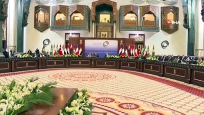 - Bakan Çavuşoğlu, Bağdat İşbirliği ve Ortaklık Konferası'nda konuştu
