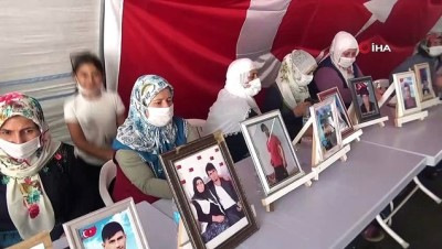 oturma eylemi -  HDP önündeki ailelerin evlat nöbeti 726. gününde