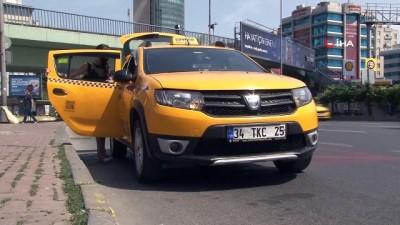 trafik sorunu -  İstanbul'daki taksi sayısının artırılma talebine ilişkin açıklama