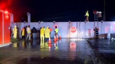 - ABD'de Ida Kasırgası'nda 100 binden fazla ev elektriksiz kaldı