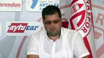 futbol - Antalyaspor, Fredy Ribeiro ile 3 1 yıllık sözleşme imzaladı
