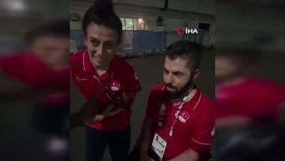 Cumhurbaşkanı Erdoğan, madalya kazanan sporcuları telefonla kutladı