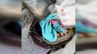 gozalti -  Elazığ'da el çantası içerisinde 2 kilo 150 gram esrar ele geçirildi