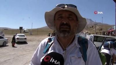 zam - Erciyes'te Zafer Tırmanışı başladı Videosu