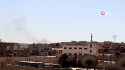 - Esad rejiminden Dera'ya topçu saldırısı: 1 ölü, 1 yaralı